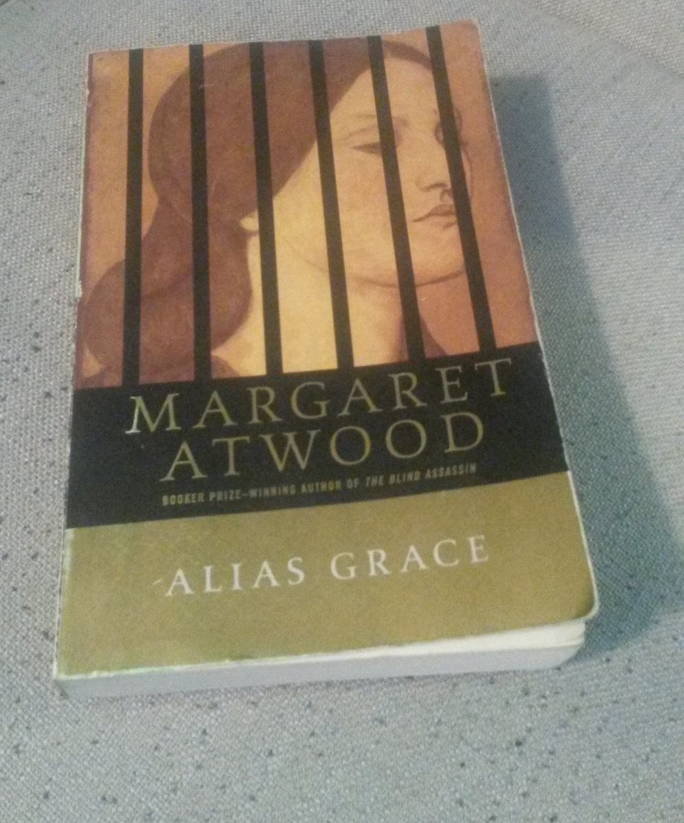 Book review alias grace by margaret atwood the fountain pen blog biocorpaavc Image collections