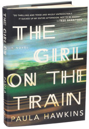 The girl on the train book pic